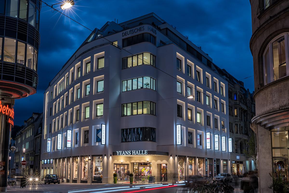 Stuttgart Tübinger Str. ⋆ Yeans Halle