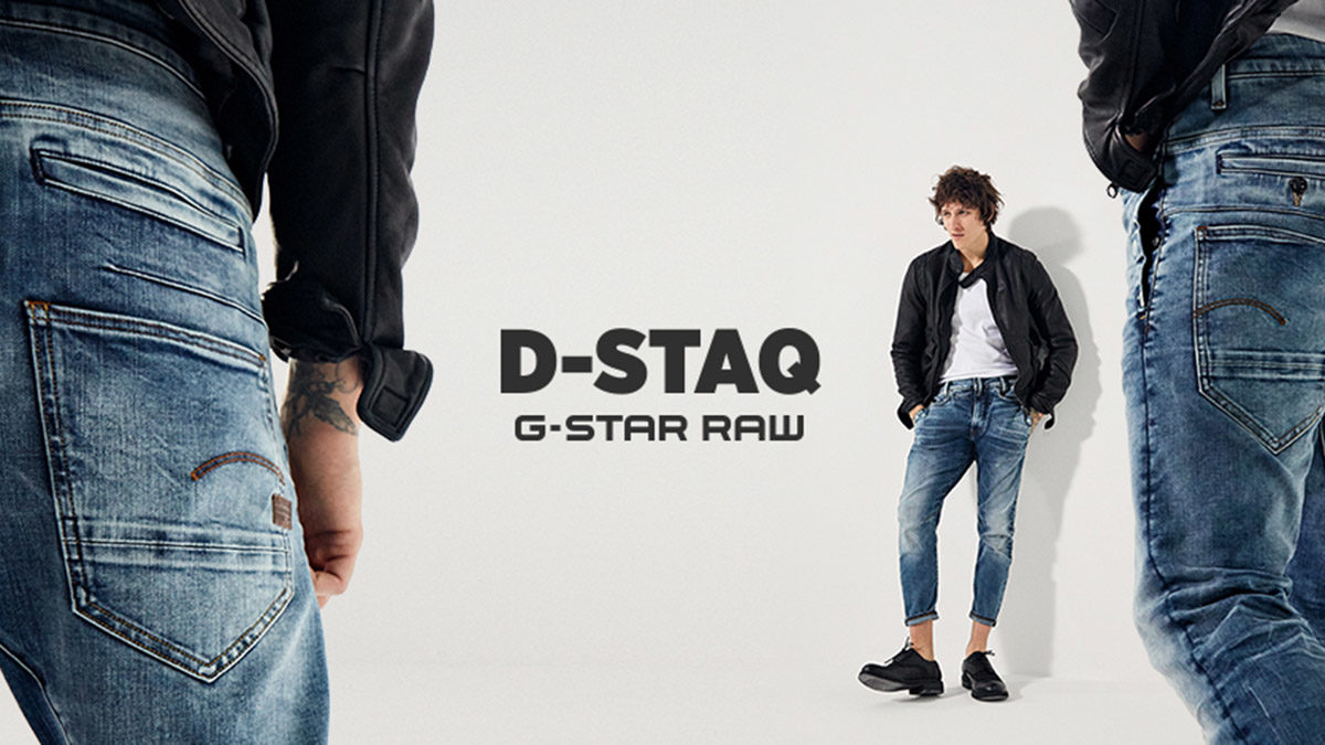 G-Star RAW - Yeans Halle