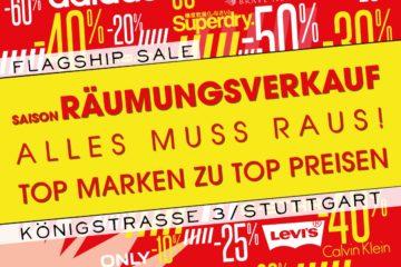 Flagship-Sale